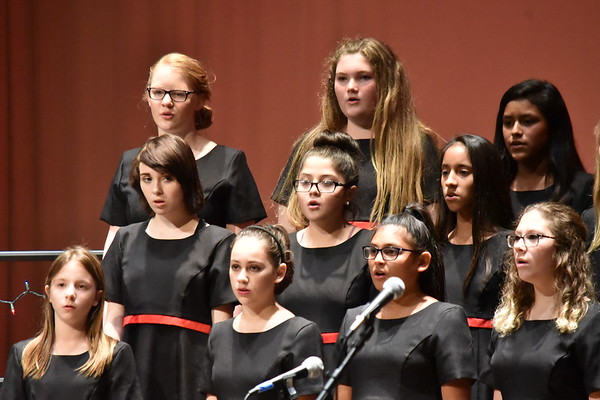 Choir Concert 12-27-17