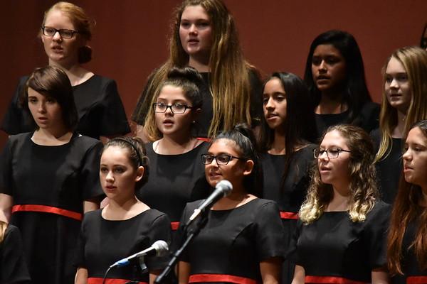 Choir concert