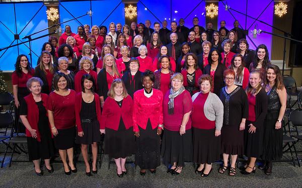 Choir Christmas 2012