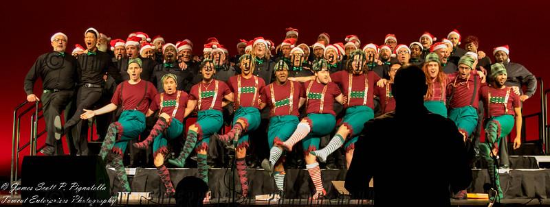 "Reveille Holiday Concert ""Making Spirits Bright"" Dec 3, 2016"
