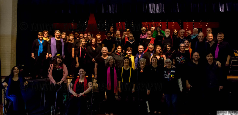 Desert Voices Cabaret, Feb 2017