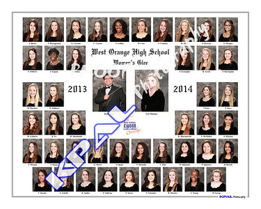 Women's Glee Composite 2014