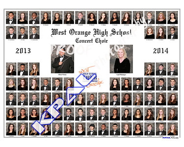 11x14 Concert Choir Composite 2014