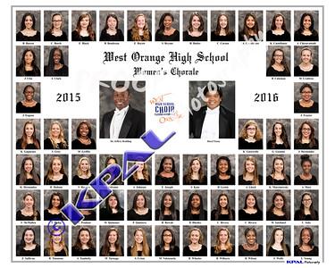 Women's Chorale 2016