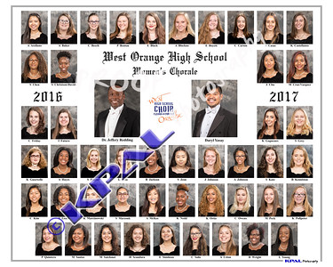Woman's Chorale 2017