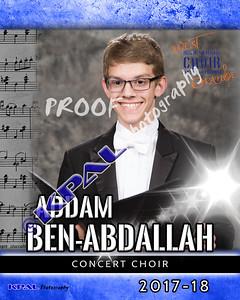 Ben-Abdallah, Addam-Collage