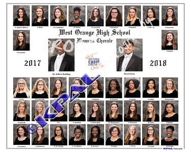 Women's Chorale 2018