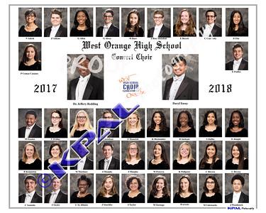 Concert Choir 2018