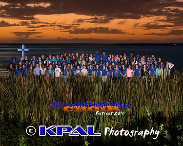 Choir Group Photo 2014