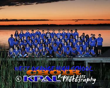 Choir Retreat 2015