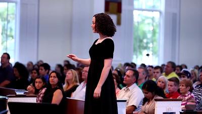 Ashley Conducting