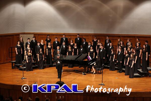 WVU Chorus at ACDA 2013-2