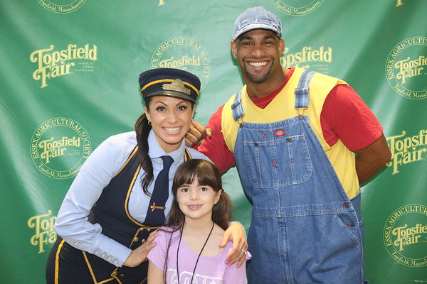 Choo Choo Soul Meet and Greet