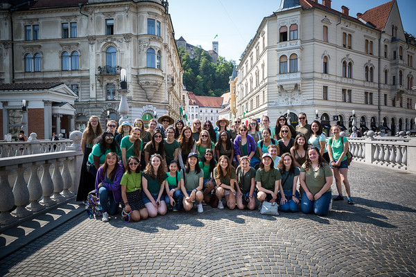 Day 2 - Day off in Ljubljana. Guided tour and free time off.
