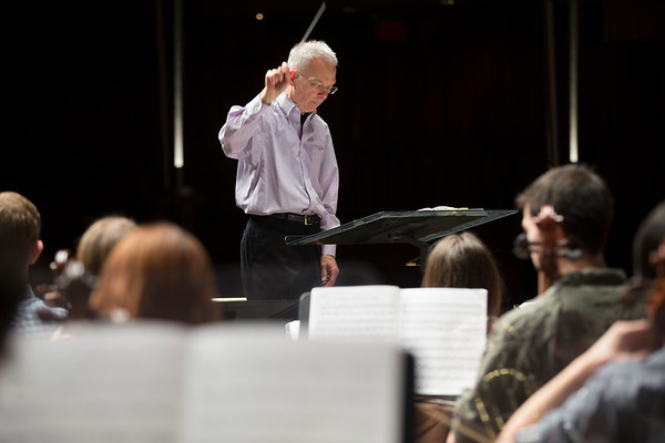 John Adams' El Nino Rehearsal Photos (2014)