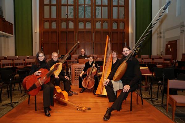 Monteverdi's Vespers of 1610 (November 2014 Concert)