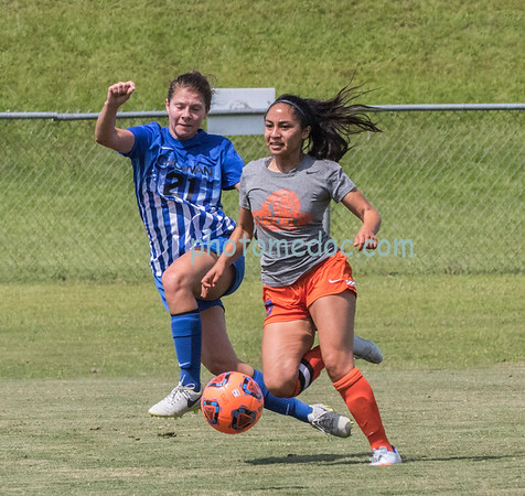 Chowan vs Lincoln soccer woman 9 10 17