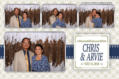 Chris & Arvie