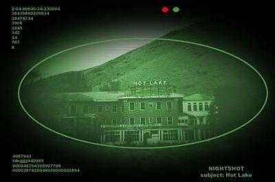 Hot Lake Hotel Scans