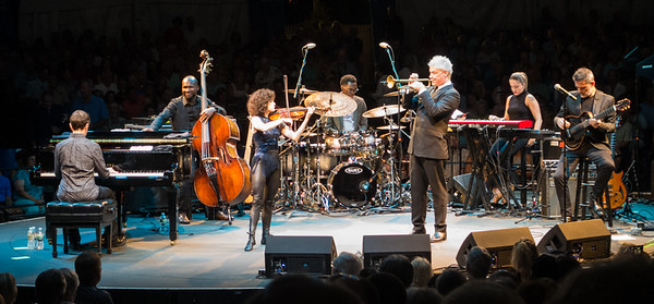 Chris Botti, August 2017