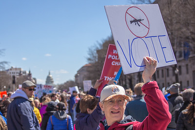 Chris Cahill - March for Our Lives DC