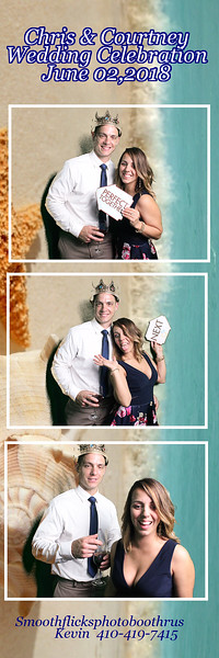 Chris & Courtney McKeon Wedding Celebration June 02,2018