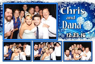 Chris & Dana's Wedding