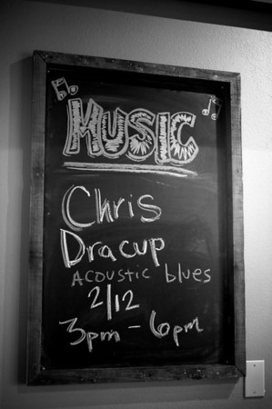 Chris Dracup @ Il Vicino