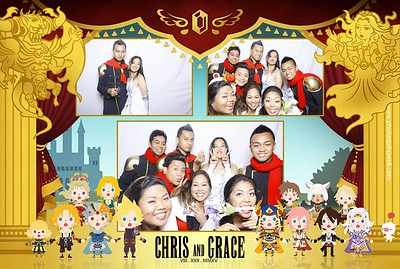 Chris & Grace (Fusion Photo Booth)