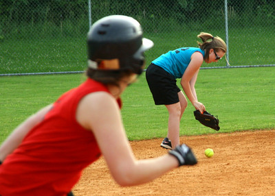 Hendersonville Girls Softball 05/12/09