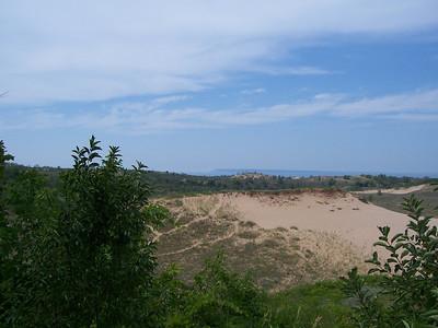 Sleeping Bear Sand Dunes MI. Summer 2005