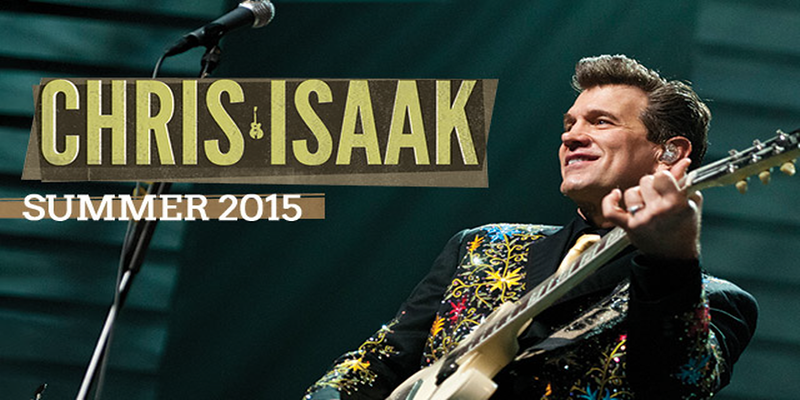Chris Isaak - 2015