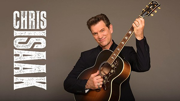 Chris Isaak - 2017