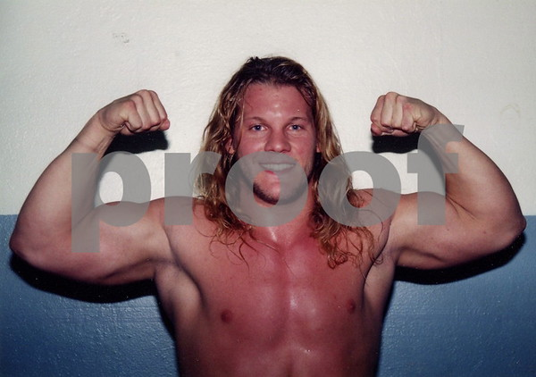Chris Jericho ECW photos
