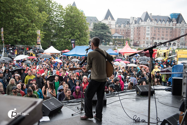 Chris Murray  | Victoria Ska and Reggae Festival 2016 | Victoria BC
