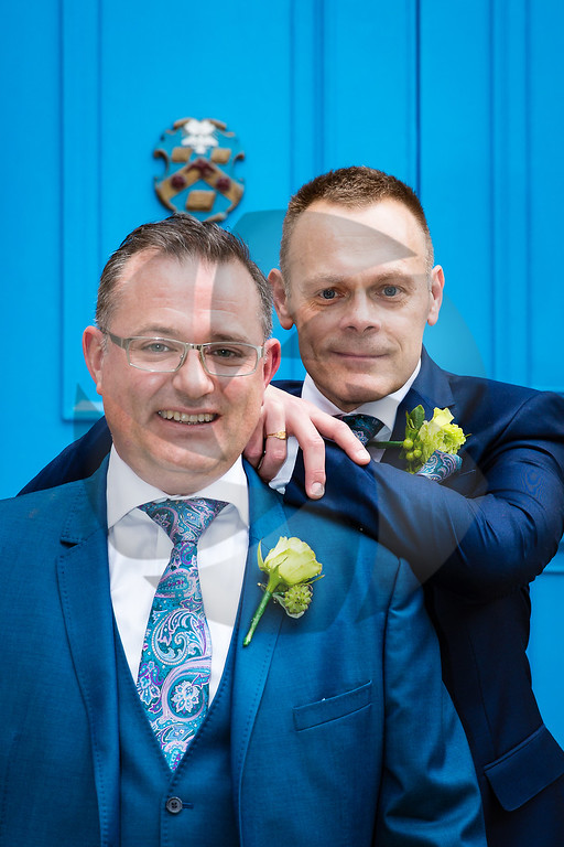 Chris & Steve - Stationer's Hall
