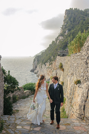 Chris + Tara | Portovenere Italy Wedding