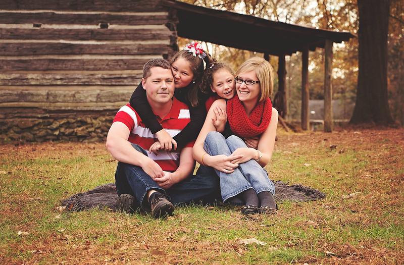 03 Meryl and Chris Faulkner Family Photos
