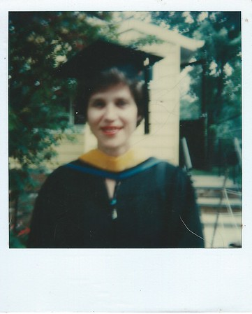 1980 Pace Graduation