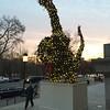 Dinosaur topiary - 2