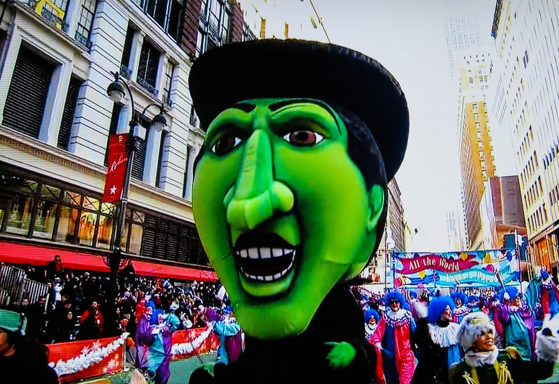 Photo of TV - Macy's Thanksgiving Parade