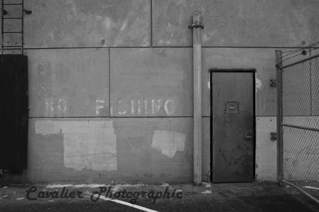 San Francisco CIR 076<br /> <br /> Pier 45 - Fisherman's Wharf (of all places)