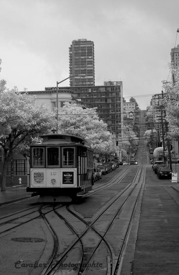San Francisco CIR 093<br /> <br /> Powell and Mason St. cable car - Taylor St. stop