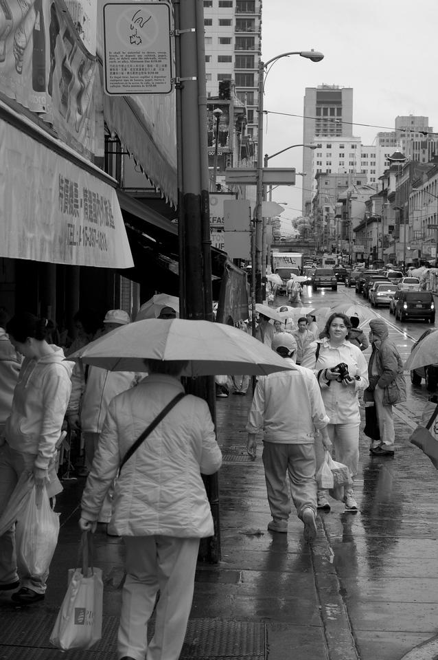 San Francisco CIR 135<br /> <br /> Liz taking photos in Chinatown