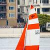 orange sails