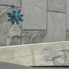 Ornate walls on Freeway