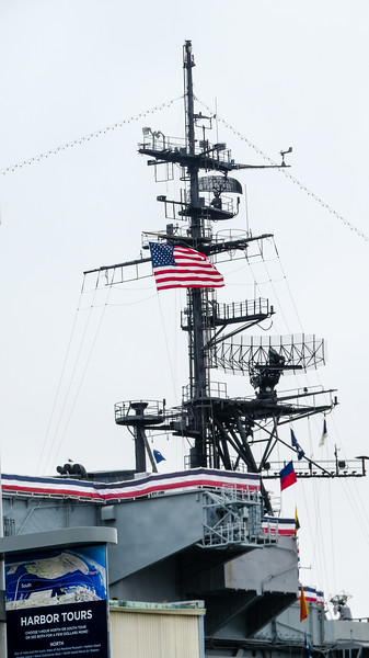 USS Midway - 75th Anniversary of the battle celebrated on board