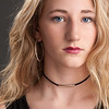 Teen studio portrait session. All shot with @Strobepro strobes.