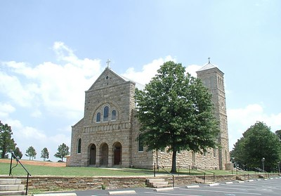 St. Mary's Cathedral, Altus, AR