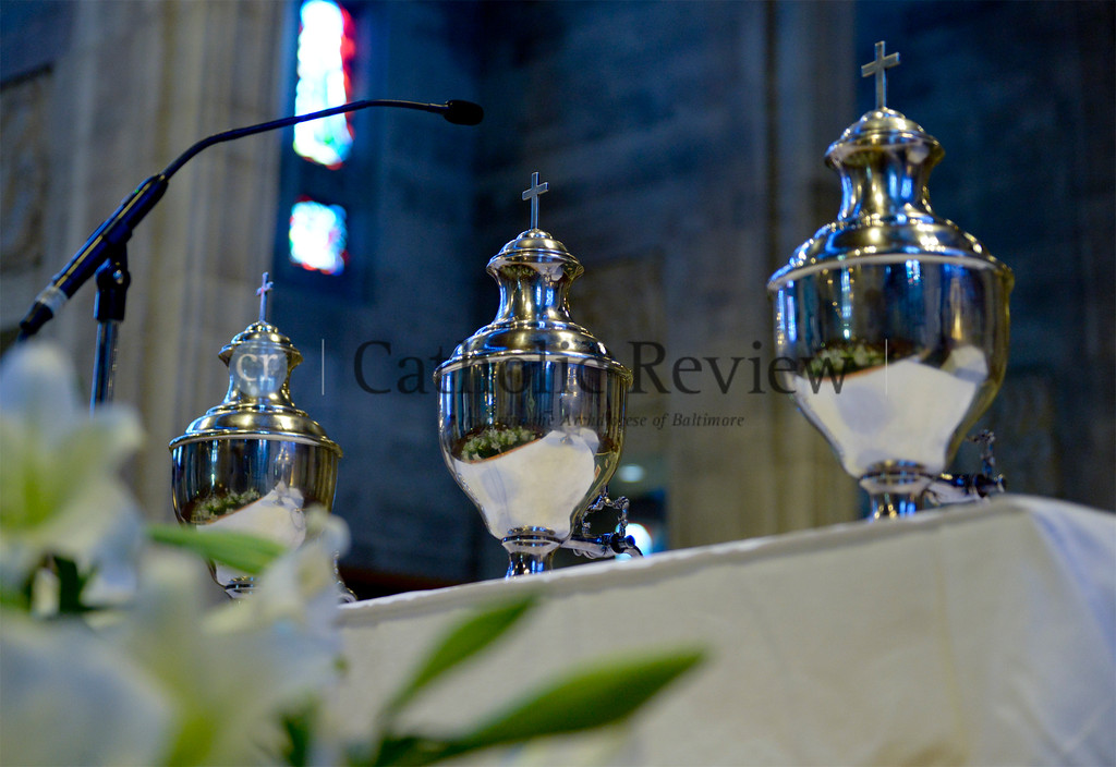 Chrism Mass - March 21, 2016